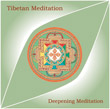CD ME 2 - Tibetan Meditation: Deepening Meditation , Publisher: Dharma Publishing ISBN: 0-89800-ME-02'